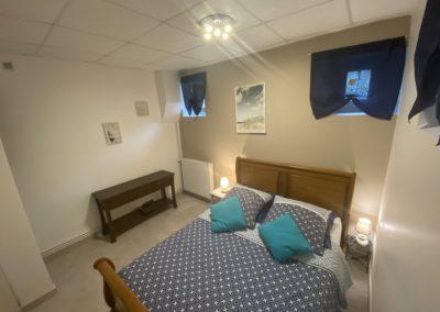 chambre bas Saphir